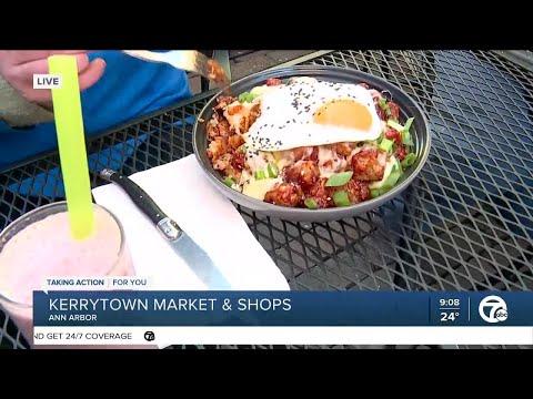 Kerrytown Market & Shops