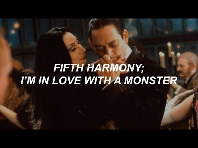i'm in love with a monster // fifth harmony (sub español)