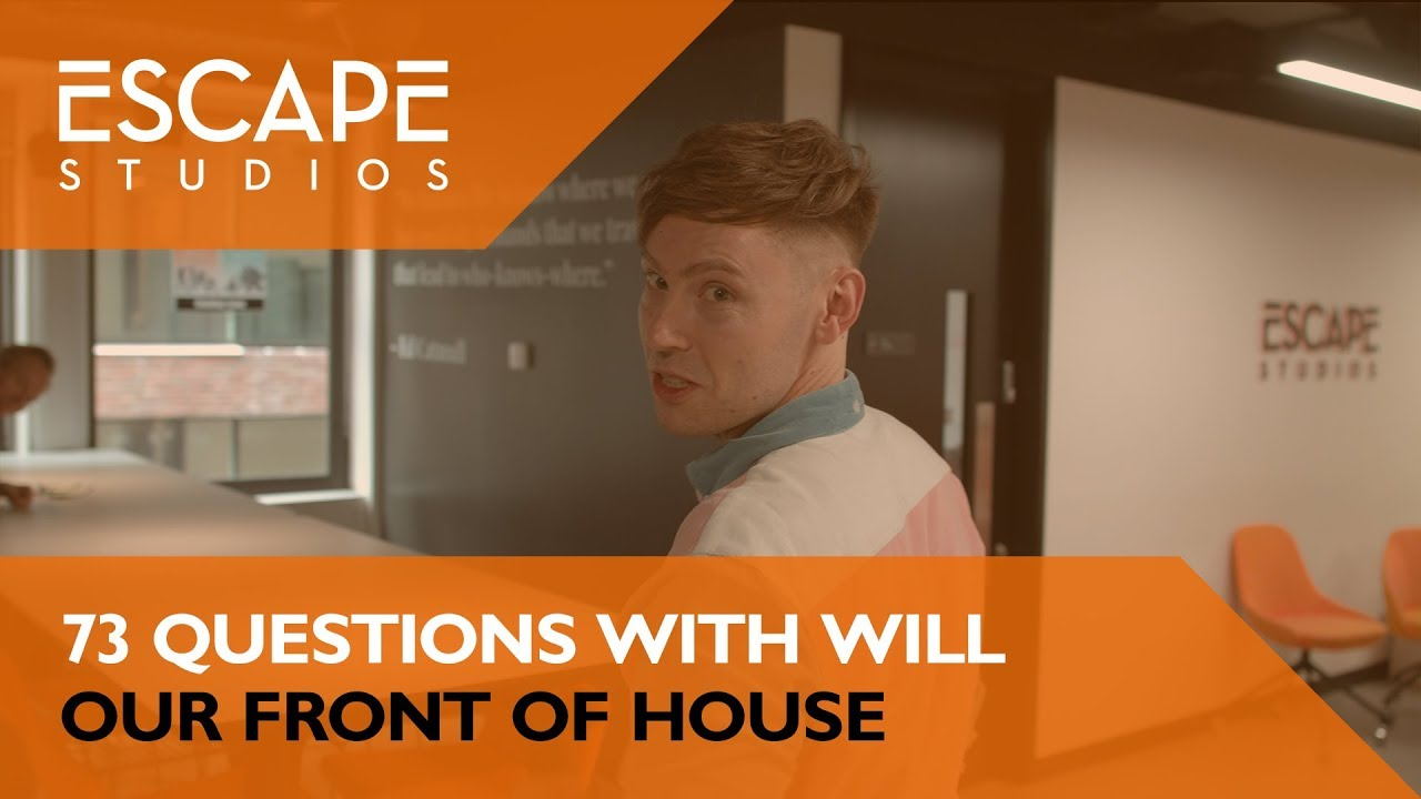 73 Questions with our Front of House