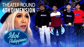 "4th Dimension sings ""Stay With Me"" at Theater Round 