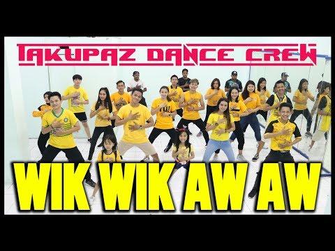 goyang wik wik wik ah ah ah lagu thailand choreography by diego takupaz