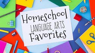 Favorite Language Arts Resources
