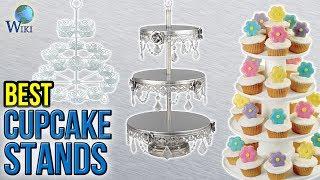 10 Best Cupcake Stands 2017