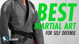 Best Martial Art for Self Defense (2020)