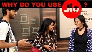 MUMBAI ON Reliance JIO || We Met Sherry Shroff || Street Interview India