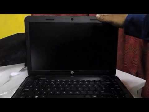 HP 240-E8D83PA Laptop Unboxing and Review