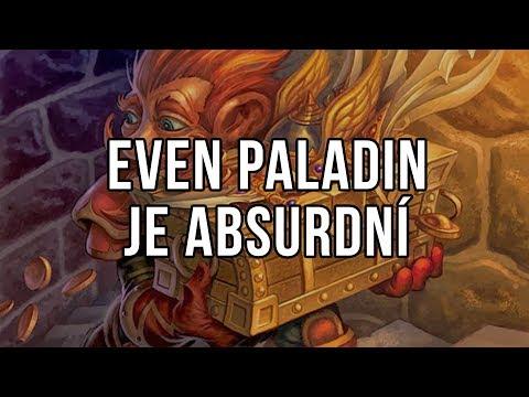 Even Paladin je absurdní