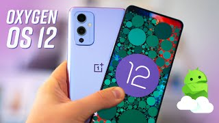 OxygenOS 12: Top Features for Android 12 on OnePlus 9 Pro!