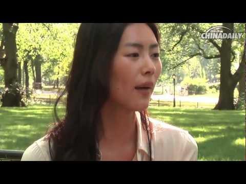 Interview with Liu Wen