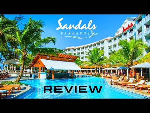 Sandals Barbados - Review 2019