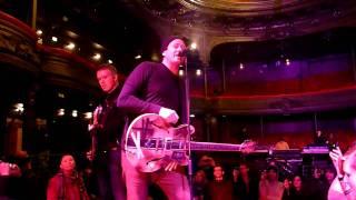 Angels & Airwaves - Soundcheck VIP Experience - It Hurts & Shove @ Paris - La Cigale le 30/01/2011