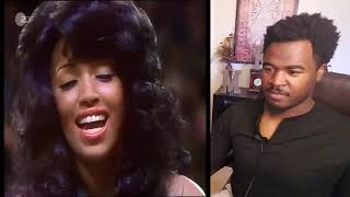 Three Degrees -When When I See You Again- Reaction
