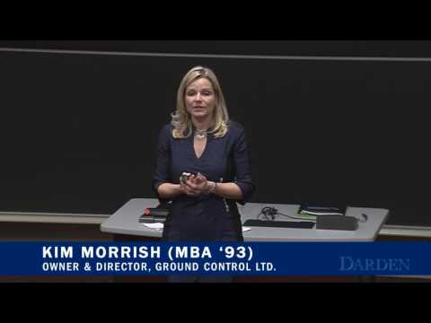 Ground Control's Kim Morrish: A Journey to Leadership