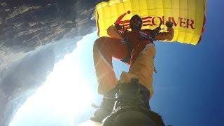 WingSuit Cypres (WSC) for Skysurfing