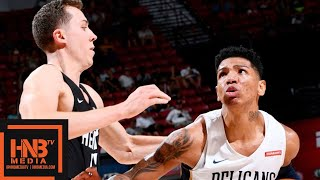 Miami Heat vs New Orleans Pelicans Full Game Highlights   July 13   2019 NBA Summer League