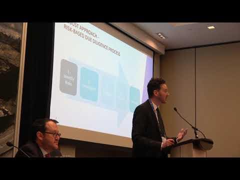 Justin Taylor, de Export Development Canada