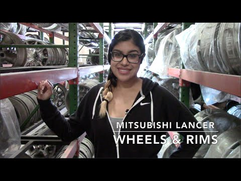 Factory Original Mitsubishi Lancer Wheels & Mitsubishi Lancer Rims – OriginalWheels.com