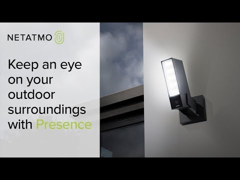 Netatmo Smart Outdoor Camera