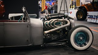 Cupid | LS3-powered 1928 Brookville Roadster RPU | 2019 SEMA Show