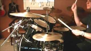 Draconian The Gothic Embrace Drum Playthrough