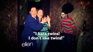 Amy and Jeannie at Knott's Scary Farm, 2012 (I was on Ellen!)