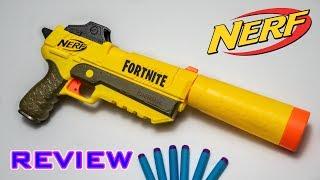 [REVIEW] Nerf Fortnite SP-L