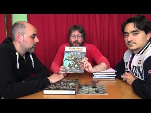 Dungeons and Dragons: Cómo empezar y diferentes ediciones de D&D