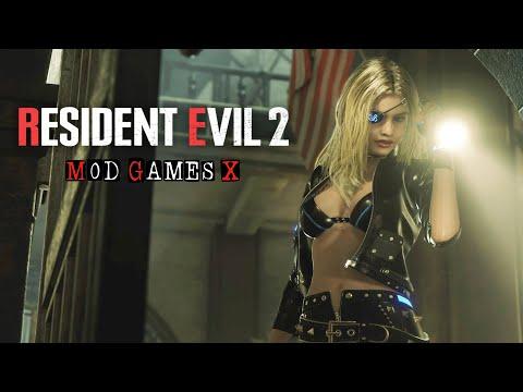Resident Evil 2 MOD - Dark Stalker