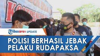 Penangkapan 5 Pemuda yang Rudapaksa Gadis SMP di Sumut, Dijebak Polisi dan Terancam 20 Tahun Penjara