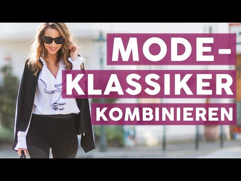 Modeklassiker perfekt kombinieren für Frauen ab 30 | FASHION