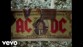 ACDC   Moneytalks (Official Video)