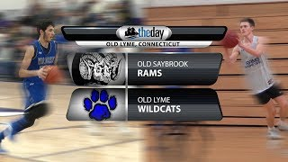 Watch live: Old Saybrook at Old Lyme boys' basketball