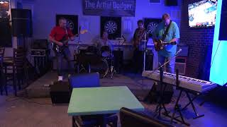 Down and Dirty Jamming at the Artful Dodger 11-16-18 in 4K