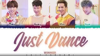 WINNER – 'JUST DANCE' Lyrics [Color   - YouTube