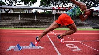 Sprinter Timothee Yap gunning to be Singapore
