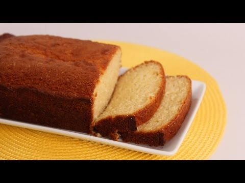 Italian Pound Cake Recipe – Laura Vitale – Laura in the Kitchen Episode 525
