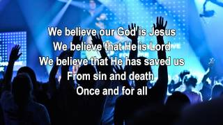 Once and For All - Chris Tomlin (Passion 2013) Worship Song with Lyrics