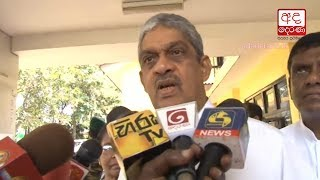 Wimal still living in the age of Veddas - Sarath Fonseka