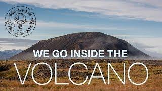 WE GO INSIDE THE VOLCANO! | Adventureholix | Season 1 Episode 2