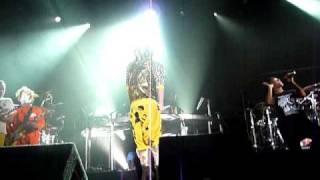 Basement Jaxx 'Plug it in' Live @ Brixton Academy
