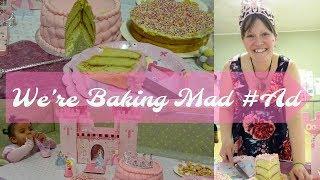Princess Birthday Party | Baking Mad Review | Vlog
