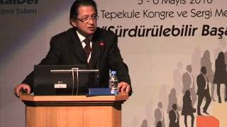 """KALDER İZMİR KALİTE KONGRESİ 2010 YAŞAMDA YA """"İS"""" BIRAKIRSINIZ YA DA """"İZ""""!"""