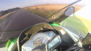 Kawasaki Ninja 300 Acceleration 0 160 Kmh