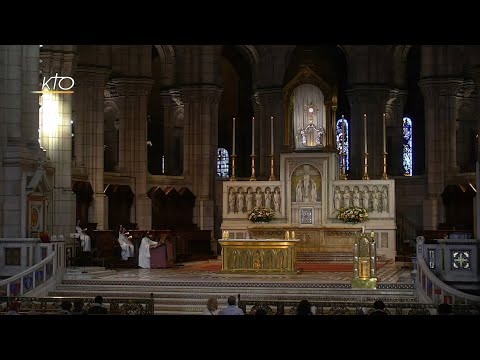 Prière du Milieu du jour du 17 septembre 2021 des Bénédictines du Sacré-Coeur de Montmartre