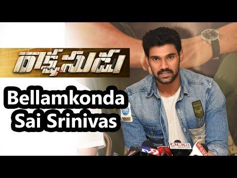 Bellamkonda Sreenivas About Rakshasudu Movie At Success Meet