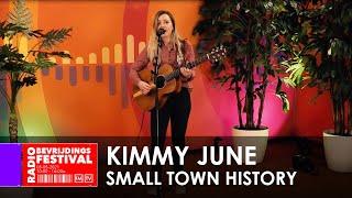 Radio Bevrijdingsfestival 2021 - Kimmy June - Small Town History