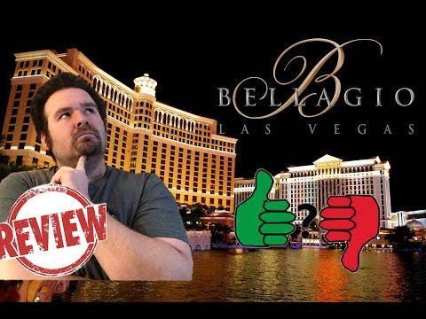 The Bellagio Las Vegas – A COMPLETE REVIEW of HOTEL and CASINO