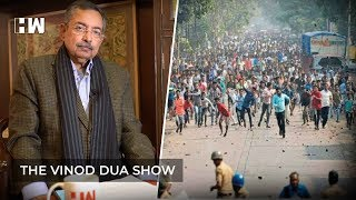 The Vinod Dua Show Episode 13 : Triple Talaq Bill & Bhima Koregaon Violence