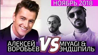 ТОП-100 РУССКИХ КЛИПОВ ПО ПРОСМОТРАМ 😍 НОЯБРЬ 2018