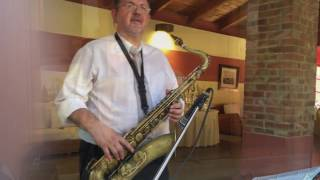 Valerio Sax video preview
